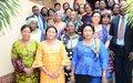 13ème réunion du Conseil consultatif pour les Femmes, la Paix et la Sécurité dans la région des Grands Lacs