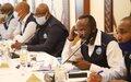 Vers une coopération régionale renforcée pour l'éradication des forces négatives à l'est de la RDC